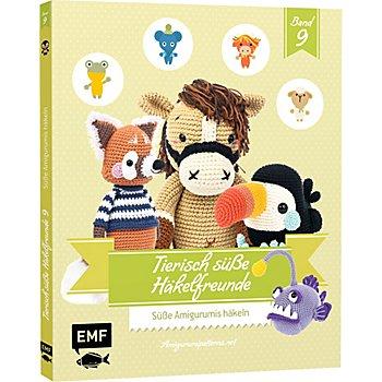 Buch 'Tierisch süße Häkelfreunde'