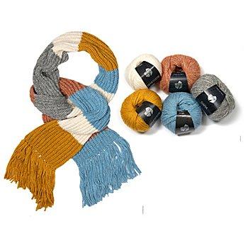 Brigitte Charity-Box 'Ein Schal fürs Leben'