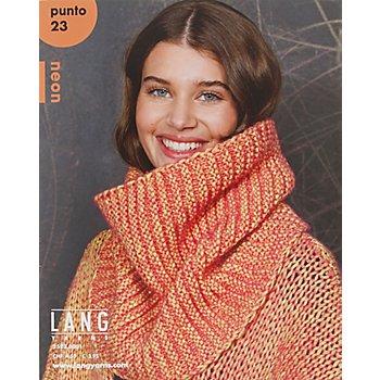 Lang Yarns Magazine 'Punto 23 Neon'