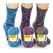 Laine à chaussettes Schachenmayr Regia 'Boho Color'