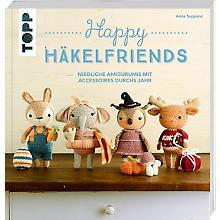 Buch 'Happy Häkelfriends'