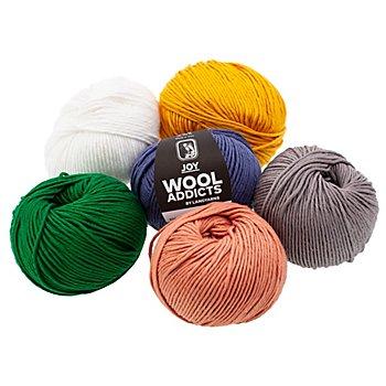 Lang Yarns Wolle WOOLADDICTS Joy