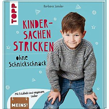 Buch 'Kindersachen stricken'
