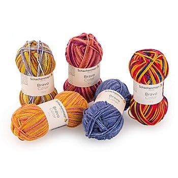 Schachenmayr Wolle Bravo Color
