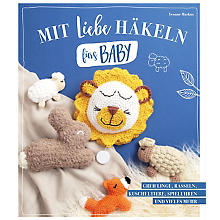 Buch 'Mit Liebe häkeln fürs Baby'