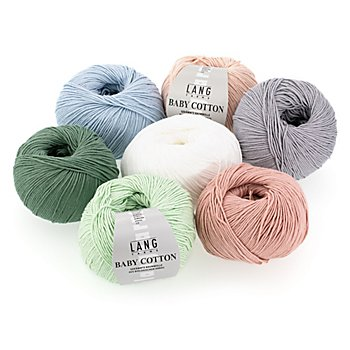 Lang Yarns Wolle Baby Cotton