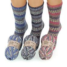 Rellana Sockenwolle Flotte Socke 'Tencel'