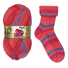 Opal Sockenwolle 'Regenwald – Verena verteidigt alles'