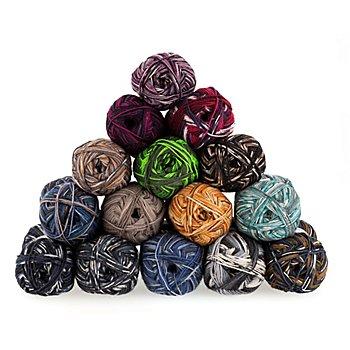 Lang Yarns Sockenwolle Alpina Color