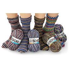 myboshi Sockenwolle mysocks 'Nordic Collection'