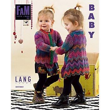Heft 'Lang Yarns FAM 223 Baby'