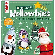 Buch 'Winterliche Wollowbies'