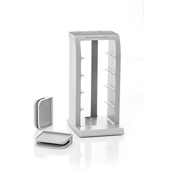 buttinette Casier pour mini-boîtes de rangement, 13,6 x 6,5 x 7,7 cm
