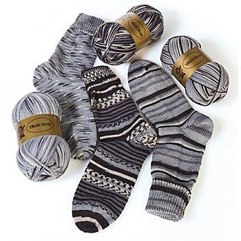 Set éco Woll Butt laine à chaussettes 'Kansas', 300 g
