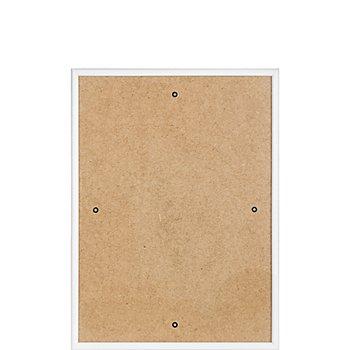 Kunststoffrahmen weiss 23 x 30,5 cm