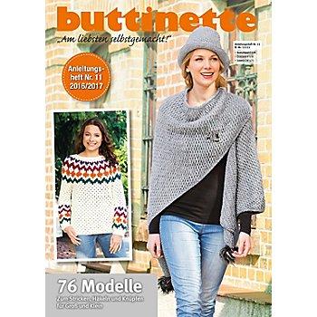 buttinette Anleitungsheft Nr. 11