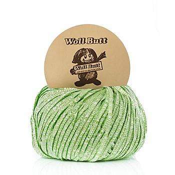 Woll Butt Felice - Modegarn, weiß-grün