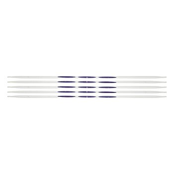 Prym Strumpfstricknadeln Ergonomics, Kunststoff, 20 cm