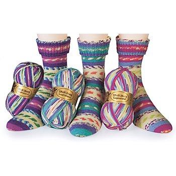 Set éco Woll Butt laine à chaussettes 'Luginsland', 300 g