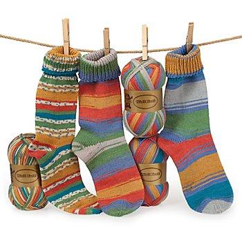 Set éco Woll Butt laine à chaussettes 'Thüringen', 300 g