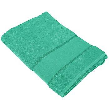 buttinette Duschtuch, smaragd