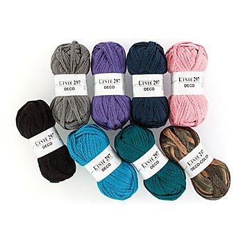ONline Wolle, Linie 297, Deco Uni + Color