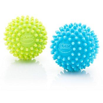 xavax Balles pour sèche-linge, vert/bleu, 6 cm Ø, 2 pièces