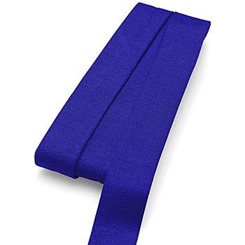 buttinette Jersey-Einfassband, royal, Breite: 2 cm, Länge: 3 m