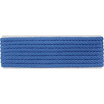 buttinette Anorakkordel, jeansblau, 4 mm Ø, Länge: 4 m