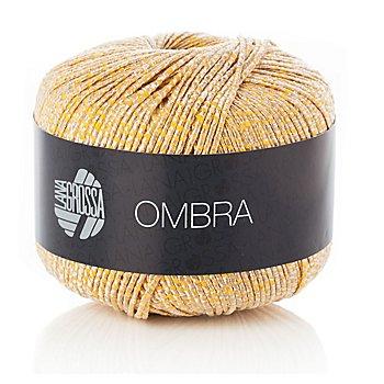 Lana Grossa Ombra - Modegarn, sonne color