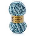 Woll Butt Strumpfgarn Socke 6-fädig Color
