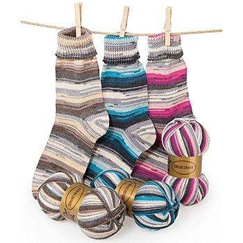 Set éco Woll Butt laine à chaussettes 'Hamar', 300 g