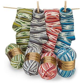 Set éco Woll Butt laine à chaussettes 'Paderborn', 400 g