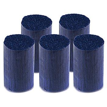 buttinette Fagot de laine acrylique à nouer, bleu marine, 1000 fils