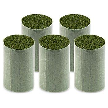 buttinette Fagot de laine acrylique, vert, 1000 fils