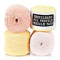 buttinette Fil textile, tons jaunes, 1000 g