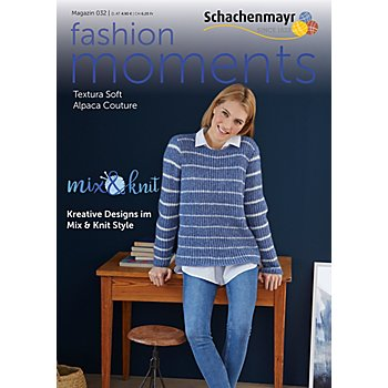 Schachenmayr Heft Fashion Moments Nr. 032