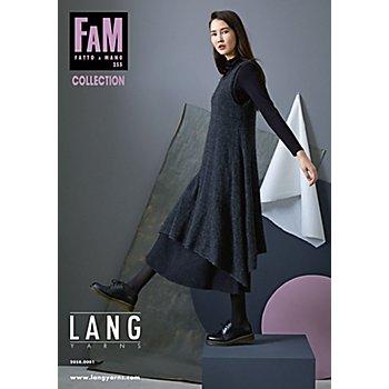 Lang Yarns Heft 'FAM 255 Collection'