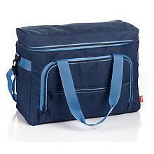 Prym Nähmaschinen-Tasche, jeans, Größe: 44 x 20 x 35 cm