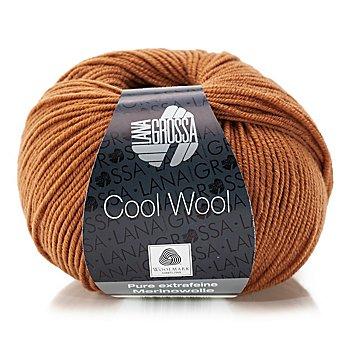Lana Grossa Wolle Cool Wool, karamell