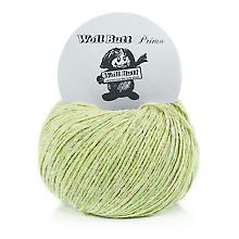 Woll Butt Primo Lydia - Leinenmischung, apfelgrün