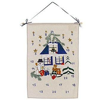 Adventskalender 'Christmas at Home'