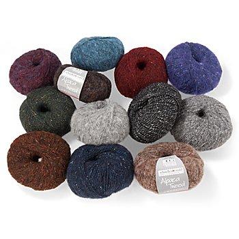 Schoeller + Stahl Wolle Alpaca Tweed