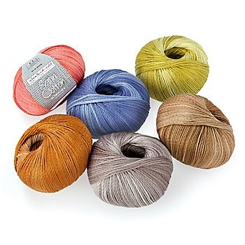 Schoeller + Stahl Wolle Satin Cotton
