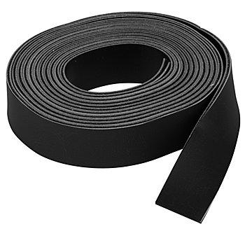 buttinette Kunstleder-Riemen, schwarz, Breite: 2,5 cm, 2x 1,5 m