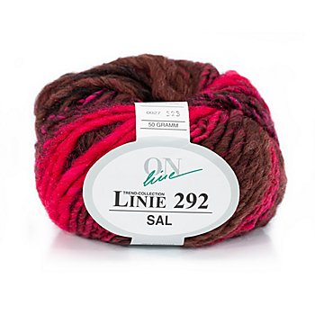 ONline Sal, Linie 292 - Acrylmischung, pink color