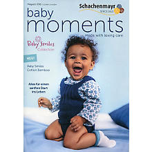 Schachenmayr Heft 'Baby Moments Nr. 036 - Baby Smiles Collection'