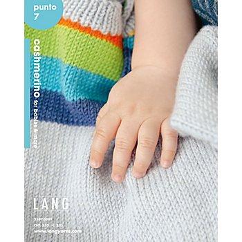Lang Yarns Magazine 'Punto 7 Cashmerino'