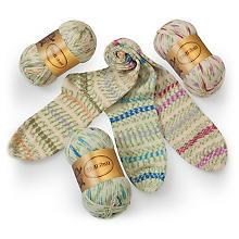 Set éco Woll Butt laine à chaussettes 'Kärnten', 300 g