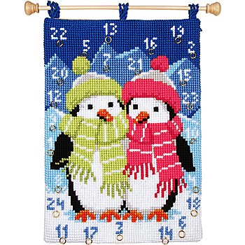 Adventskalender 'Pinguine'